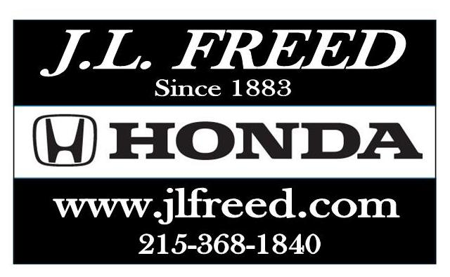 J.L. Freed Honda logo