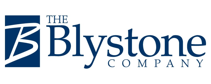 The Blystone Company logo