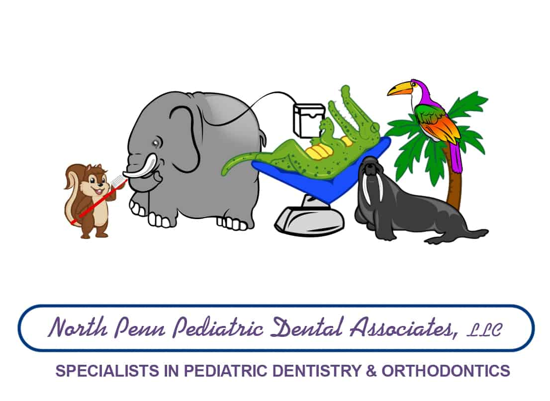 North Penn Pediatric Dental Associates logo