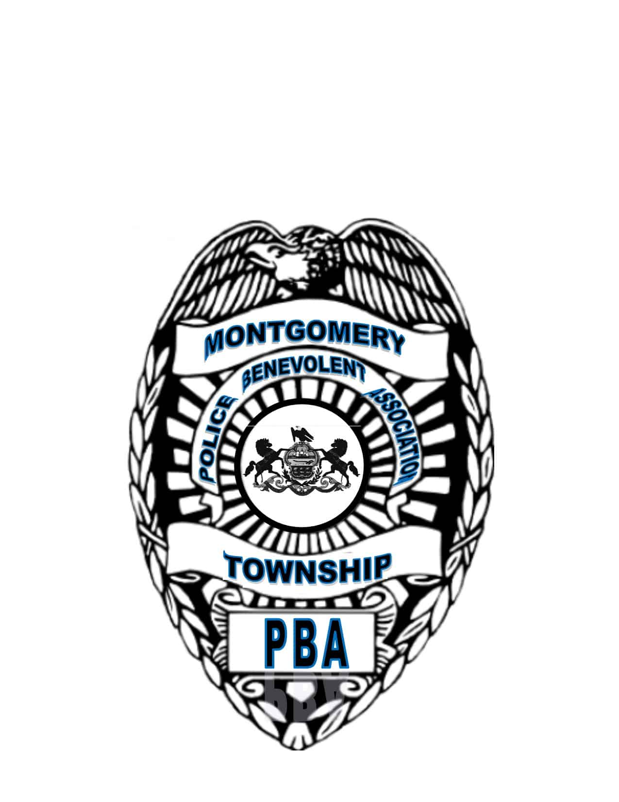 Mongomery Township Policy Benevolent Association logo